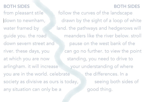 Both Sides Text CB