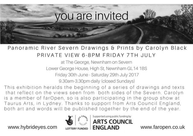 final carolyn black - river severn drawings the george-1