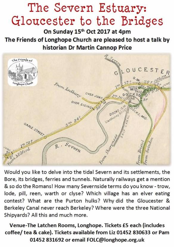 longhope talk about severn